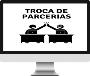BÔNUS 3 TROCA DE PARCERIAS