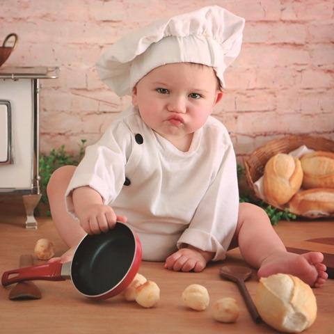 Foto 5S - Cozinheiro
