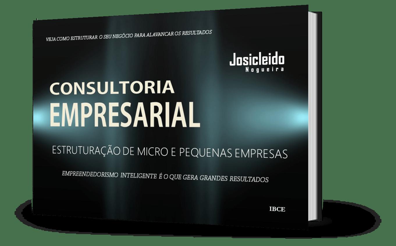 Livro Consultoria Empresarial para Estruturação de Empresas - Josicleido Nogueira